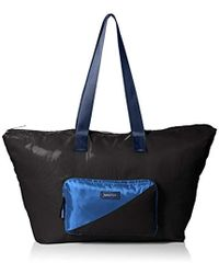 Nautica - S New Tack Packable Nylon Tote - Lyst