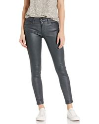 Sam Edelman Kitten Mid Rise Ankle Jean - Multicolor