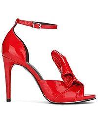 Kenneth Cole - Blaine Oversize Bow Stilleto Dress Sandal Heeled - Lyst