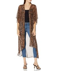 Steve Madden Duster - Brown