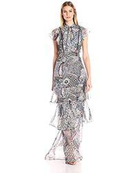 Parker Bentley Dress - Multicolor