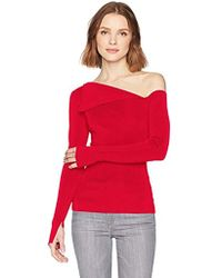 Bailey 44 Origami Sweater - Red