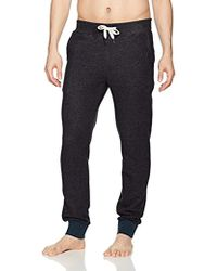 27e32188f2f Terry Knit Jogger - Black