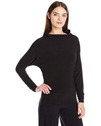 e4f034140686a Sleeveless Turtleneck Sweater.  69. Amazon Prime · Anne Klein - Long Sleeve  Wide Mock Neck - Lyst