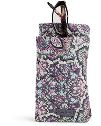 Vera Bradley Signature Cotton Double Glasses Case - Multicolor