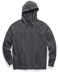 38c8656b857a8 Champion - Plus Size Fleece Pullover Hoodie - Lyst