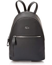 Lacoste Accessories > Bags > Backpacks - Black