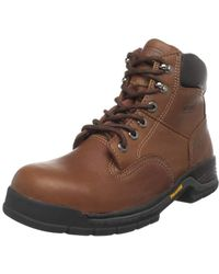 df17e4f3372 Wolverine Synthetic Harrison Lace-up Steel-toe Eh 6