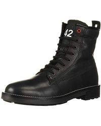 DIESEL - D-throuper Dbb Z-ankle Boot Fashion - Lyst