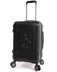 "Original Penguin - Clive 21"" Hardside Carry-on Spinner Luggage - Lyst"