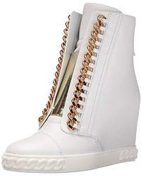 Casadei - Rock Wedge Fashion Sneaker - Lyst