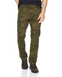 Lucky Brand - 410 Athletic Slim Jean In Russet Camo - Lyst
