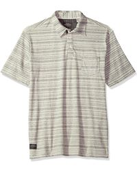 Quiksilver Waterman Polo - Natural