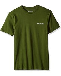 Columbia - Apparel Graphic T-shirt - Lyst