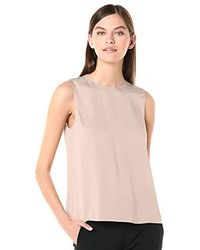 Theory Straight Shell - Pink