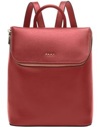 DKNY Bryant Tz Backpack - Red