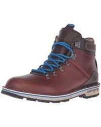 Merrell Sugarbush Waterproof Hiking Boot - Multicolor