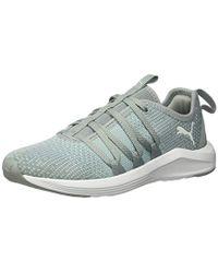 df4f53a714f5 Lyst - PUMA Prowl Alt Knit Mesh Sneakers in Gray