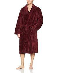 Jockey - Drop-needle Comfort Soft Robe - Lyst