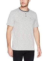 d7631b837 Nike Nike Tech Knit Pocket T-shirt in Gray for Men - Lyst