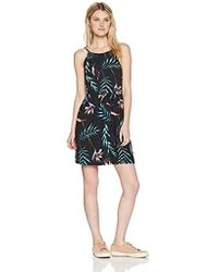 Roxy - Antelope Curves Dress - Lyst