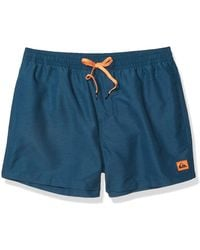 Quiksilver Everyday Volley 15 Swim Trunk Boardshorts - Blau