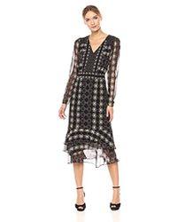 Nanette Lepore - Fortune Teller Dress - Lyst