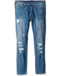 True Religion Halle High Rise Skinny Jean - Blue