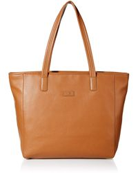 UGG Alina E/w Tote Leather - Brown