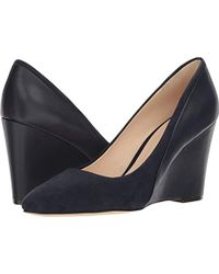 Nine West Daday Suede Pump - Blue