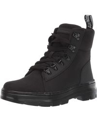 Dr. Martens Combs Tech Tract - Black