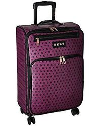 "DKNY 25"" Signature Gems Upright - Purple"