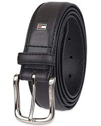 Tommy Hilfiger Casual Belt - Black