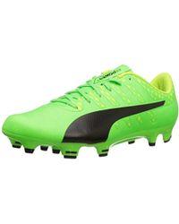 PUMA - Evopower Vigor 4 Fg Football Boots - Lyst
