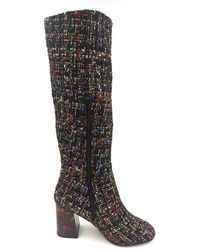 Betsey Johnson Harmoni Boots - Black
