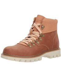 Caterpillar - Crux Alpine Inspired Leather Boot Fashion - Lyst