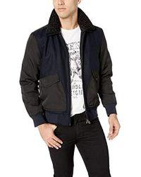 William Rast Mens Travis Packable Anorak Jacket