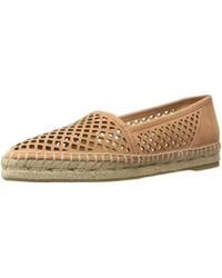 Frye - Lee A Line Perf Moccasin - Lyst