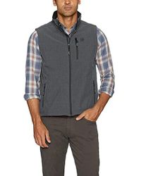 Wrangler - Water Repellent Trail Vest - Lyst