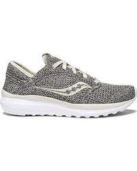 Saucony Kineta Relay Running Shoe - Gray