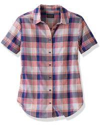 Pendleton Seaside Shirt - Pink
