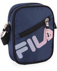Fila Shoulder Bag - Blue