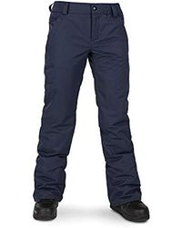 Volcom - Frochickie Insulated Lined Snow Pant - Lyst