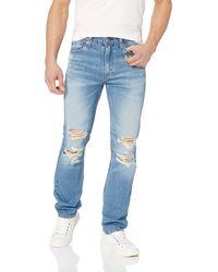 Levi's 513 Slim Straight Jean - Blue