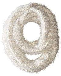 Calvin Klein - Boucle Infinity Scarf - Lyst