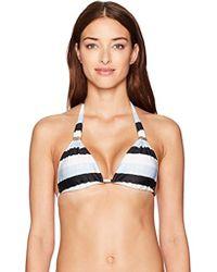ViX - Sea Glass Bia Tube Bikini Top - Lyst