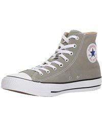 deb4b5ad2da Converse - Chuck Taylor All Star Seasonal Canvas High Top Sneaker - Lyst
