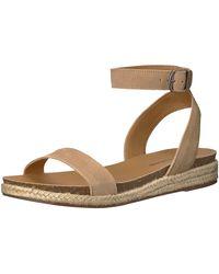 Lucky Brand Garston Flat Sandal - Multicolor