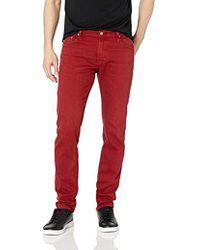 AG Jeans Tellis - Red