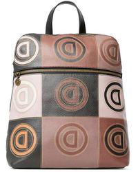Desigual Backpack - Brown